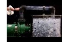 Vaughan Disposable Wipes Demo 2014 Video