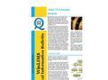 Used oil analysis module (PDF 367 KB)