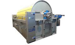 ROTAVAC - Model RDVF - Rotary Drum Vacuum Filter