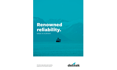 Delitek Product Catalog - Brochure