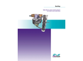 PWTech SanSep - Primary Water Treatment System for Wet-weather Excess Sanitary Flows - Brochure