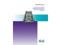 PWTech - Raked Bar Screen - Brochure