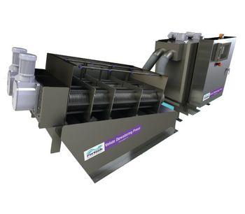 PWTech - Model ES353 - Volute Dewatering Press