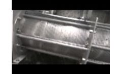 PWTech Volute Dewatering Press Drums - Video