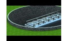 PWTech`s Raked Bar Screen - Video