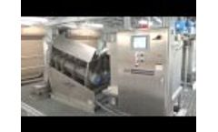 Volute Dewatering Press in Action - Video