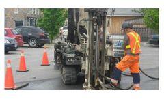 Environmental Drilling Service