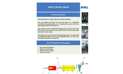Direct Drum Dryer Brochure