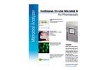 7000RMS Bioburden Analyzer Datasheet