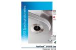 UV5Bio & UV5Nano Excellence UV/VIS Spectrophotometers Brochure