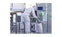 Laboratory Weighing - Formulation