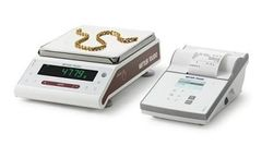 Jewelry Balances and Scales