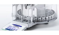 Autosampler - Model QS30 - Fully Automated Dosing for XPE Analytical Balances