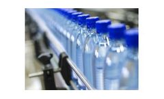 Water treatment solutions for the industrial industry