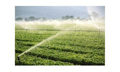 Water treatment solutions for the agriculture & irrigation industry