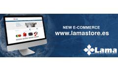 New e-commerce LAMA