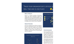 Harvest - Web-Based Reporting and Information Software - Brochure
