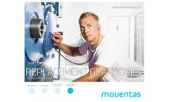 Moventas - Replacement Gearboxes for Wind Turbines - Brochure