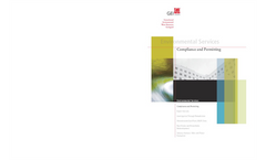GEI - Compliance and Permitting Services - Brochure
