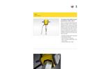 Wacker Neuson - Model EH75 - Electric Breakers - Brochure
