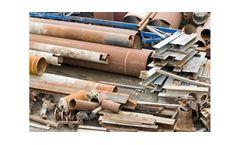 Scrap Metals Recycling Services