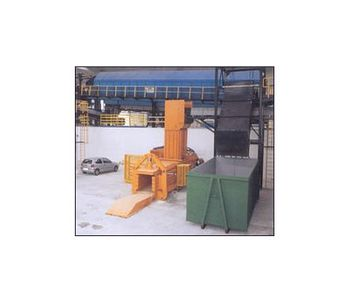 Atzwanger - Refuse Derived Fuel Densification Plant (RDF)