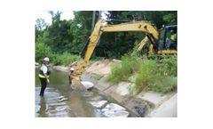 Wetlands/Sediment Remediation Services