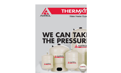 Therm-X-Trol - Water Heater Expansion Tanks - Brochure