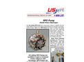 US Jetting 4016 Radial Piston Diaphragm (RPD) Pump – Brochure