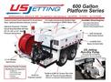 600 Gallon Units – Brochure