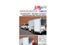 4018-300 V-Front Enclosed Trailer – Brochure