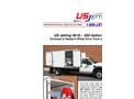 4018-300 F-550 Enclosed Truck – Brochure