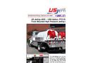 4025-1200 Gallon PTO Drive Truck – Brochure