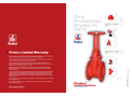 Fivalco Fire Protection Valves 2018 - Catalogue