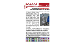 Microchip Real-Time PCR analyzer AriaDNA for Identifiaction Of Grapevine Diseases Using Commercial PCR Kits - Applications Note