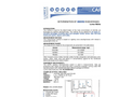 Application - Determination of Anions in Beverage - Brochure