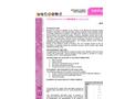 Application - Determination of benzene in gasoline - Brochure