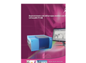 Espectrómetro de infrarrojo (FTIR) Infralum FT-08