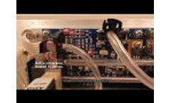 Lamp Replacement and Adjustment for Model 465L UV Photometric Ozone Monitor - Video