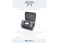 TAPI - Model T750 - Portable Gas Calibrator - Specification Sheet