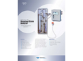 TAPI - Model W1 + 465L - Dissolved Ozone Analyzer - Specification Sheet