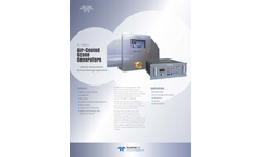 TAPI - AC Series - Air-Cooled Ozone Generators - Specification Sheet