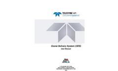 TAPI - Mini Ozone Delivery System (ODS) - Manual