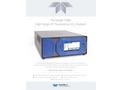 TAPI - Model T100H - High Range UV Fluorescence SO2 Analyzer - Specification Sheet