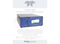 TAPI - Model T360M - Mid-Range Gas Filter Correlation CO2 Analyzer - Specification Sheet