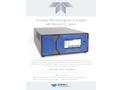TAPI - Model T802 - Paramagnetic O2 Analyzer with Optional CO2 Sensor - Specification Sheet