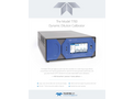 TAPI - Model T700 - Dynamic Dilution Calibrator - Specification Sheet