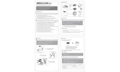 Mosclean - Model AC1 - Air Freshner Brochure