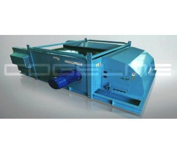 Eddy - Model ECS - Eddy Current Separator