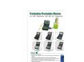 GOnDO - Model PDO-408 - Dissolved Oxygen Meter Brochure